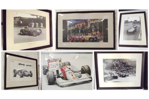 FORMULA 1 WILLIAMS RACETEAM AND OTHER MEMORABILIA FOR SALE
