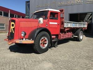 1984 Berna 5U 550 T2LM-K Three-sided Kipper For Sale
