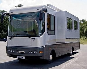 2004  UltraMobile Super Nova Luxury Motorhome