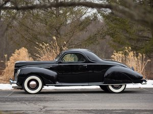 1939 Lincoln-Zephyr Coupe