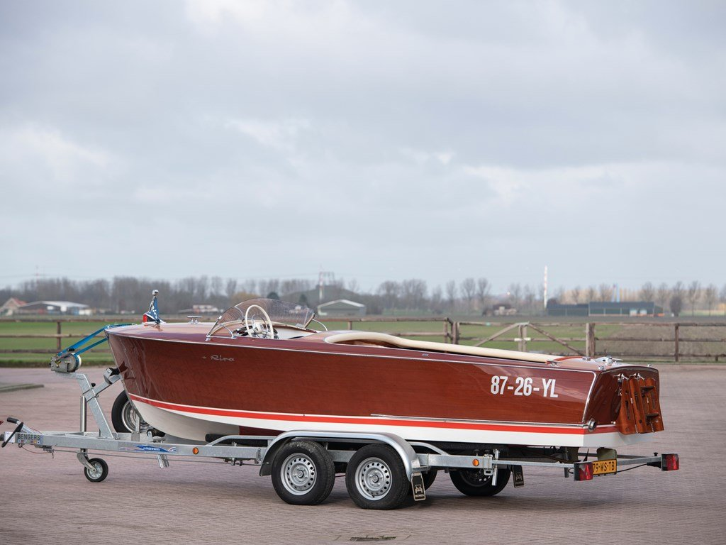 1953 Riva Florida  For Sale by Auction (picture 2 of 6)