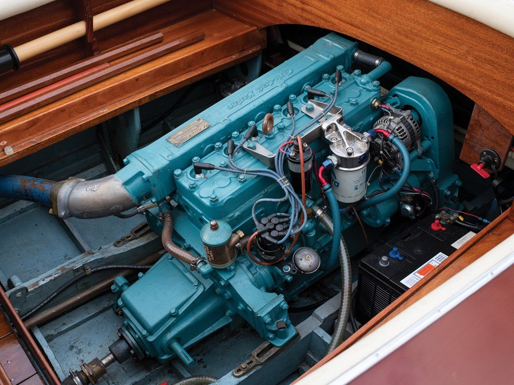 1953 Riva Florida  For Sale by Auction (picture 3 of 6)