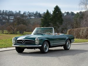 1969 Mercedes-Benz 280 SL Pagoda  For Sale by Auction