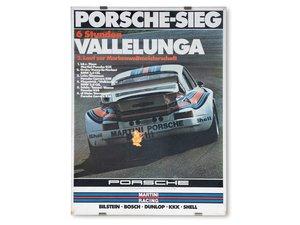 Pair of Porsche Posters