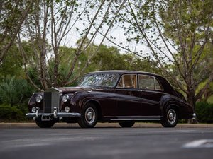 1961 Rolls-Royce Phantom V Touring Limousine by James Young