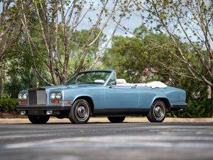 1979 Rolls-Royce Camargue Drophead Conversion