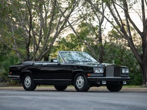 1978 Rolls-Royce Camargue Drophead Conversion  For Sale by Auction