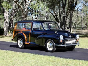 1960 Morris Minor 1000 Traveler Wagon  For Sale by Auction