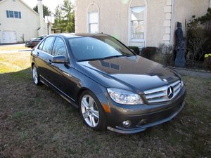2010 Mercedes-Benz C300 4Matic  For Sale by Auction
