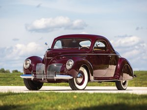 1939 Lincoln-Zephyr Coupe  For Sale by Auction