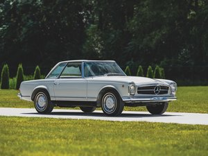 1969 Mercedes-Benz 280 SL  For Sale by Auction