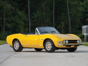 1970 Fiat Dino 2400 Spider  For Sale by Auction