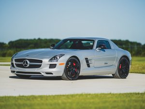 2012 Mercedes-Benz SLS AMG  For Sale by Auction
