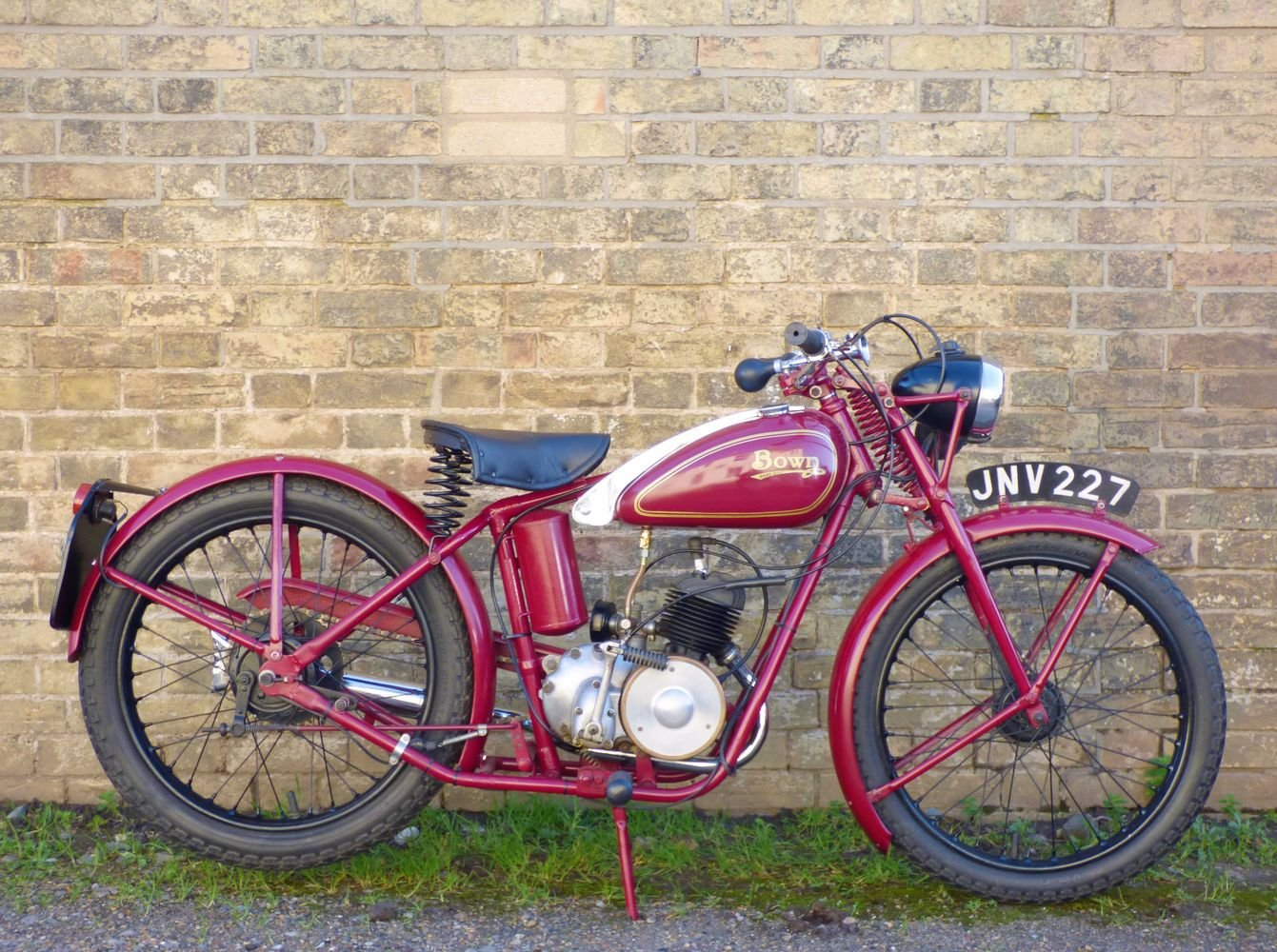 1953 Bown Standard 98cc For Sale (picture 1 of 6)