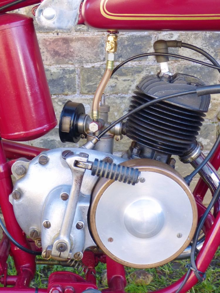 1953 Bown Standard 98cc For Sale (picture 3 of 6)