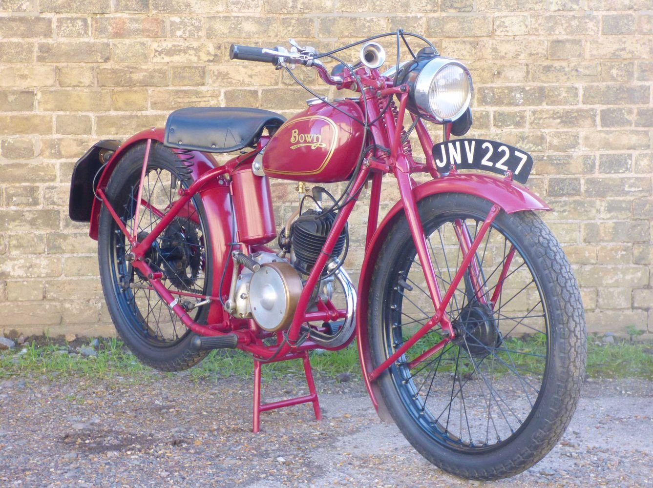 1953 Bown Standard 98cc For Sale (picture 6 of 6)