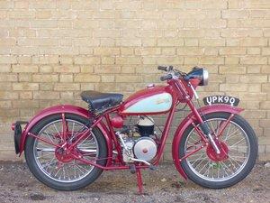 1954 Bown TT 122cc SOLD