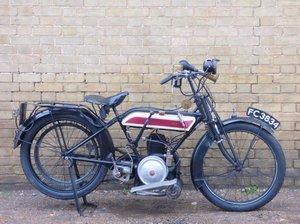 c1922 Bown Villiers 343cc