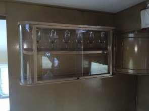 1964 Carlight Continental 4 Berth Tourer Caravan For Sale (picture 4 of 6)