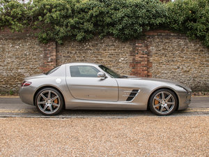 2010 Mercedes-Benz    SLS AMG For Sale