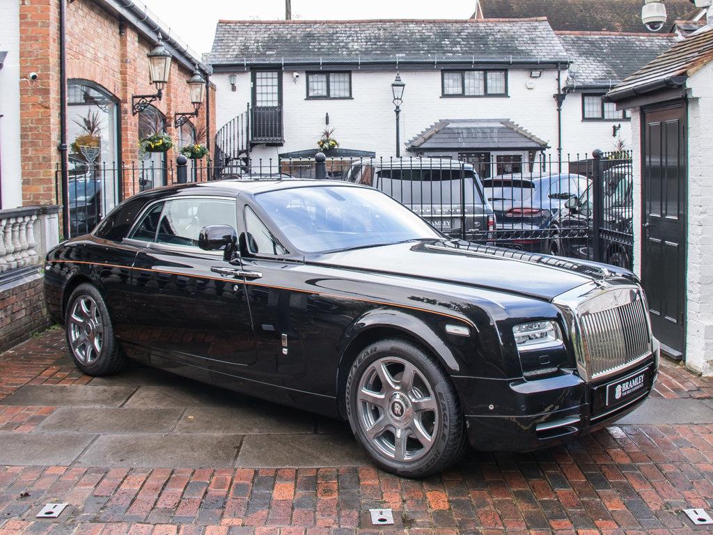 Rolls-Royce  Phantom  Phantom Series II Coupe - 2014 Goodwoo For Sale (picture 2 of 18)