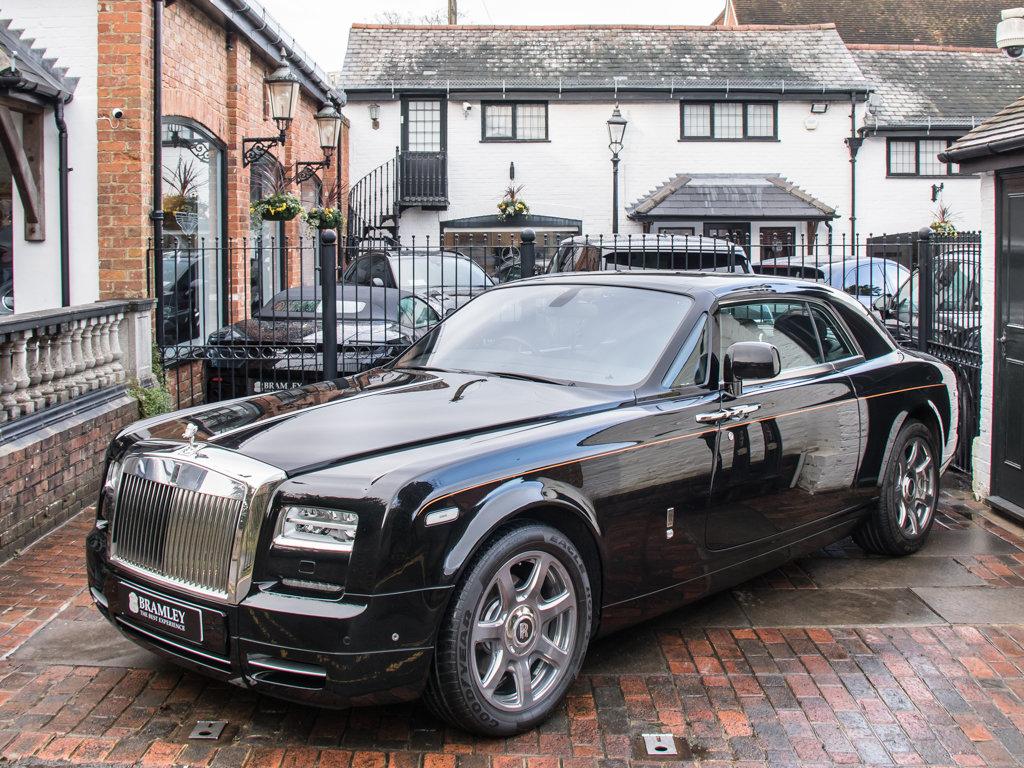 Rolls-Royce  Phantom  Phantom Series II Coupe - 2014 Goodwoo For Sale (picture 4 of 18)
