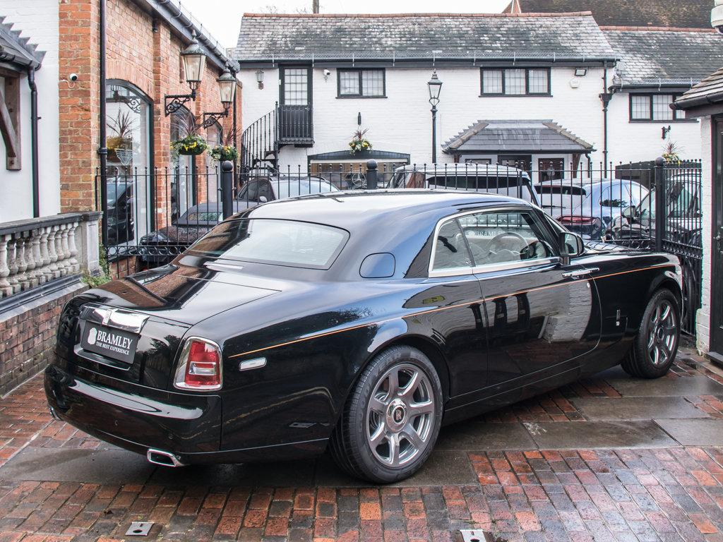 Rolls-Royce  Phantom  Phantom Series II Coupe - 2014 Goodwoo For Sale (picture 7 of 18)