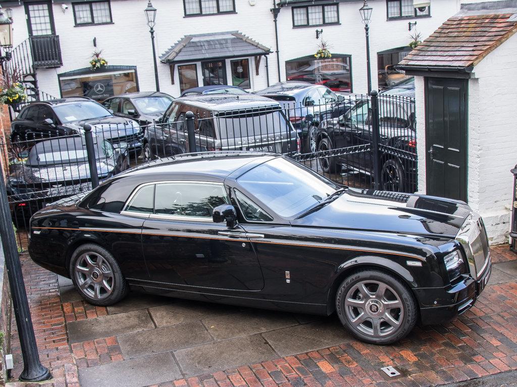 Rolls-Royce  Phantom  Phantom Series II Coupe - 2014 Goodwoo For Sale (picture 8 of 18)