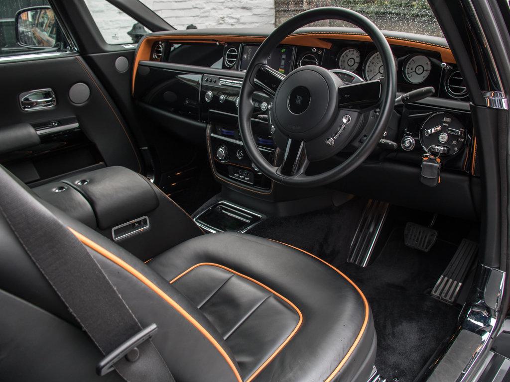 Rolls-Royce  Phantom  Phantom Series II Coupe - 2014 Goodwoo For Sale (picture 12 of 18)