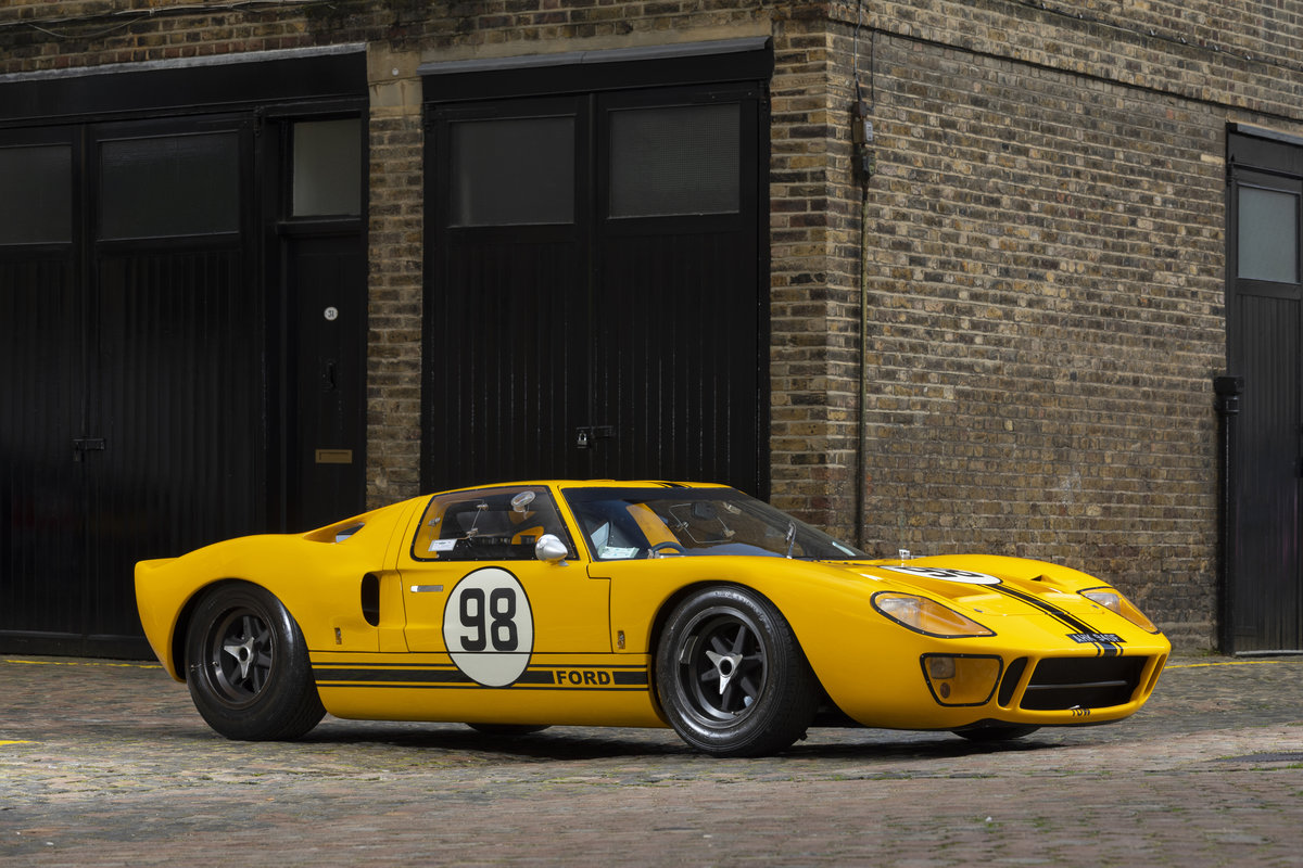 1967 Ford GT40 For Sale (picture 1 of 12)