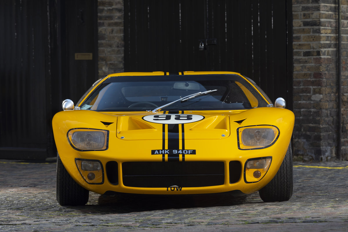 1967 Ford GT40 For Sale (picture 2 of 12)