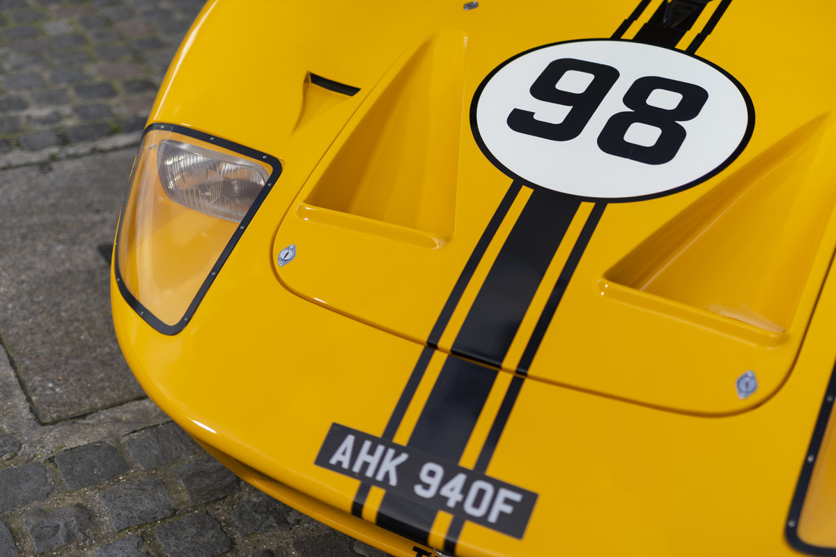 1967 Ford GT40 For Sale (picture 3 of 12)