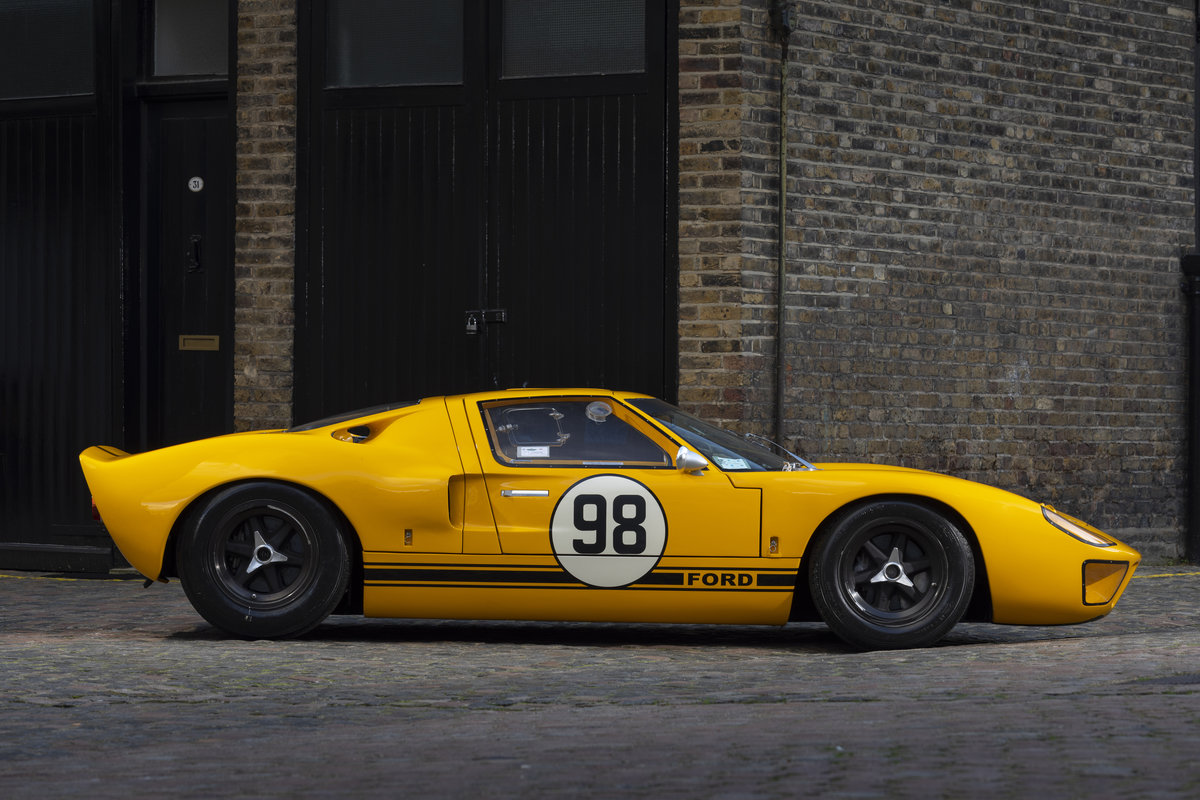 1967 Ford GT40 For Sale (picture 5 of 12)