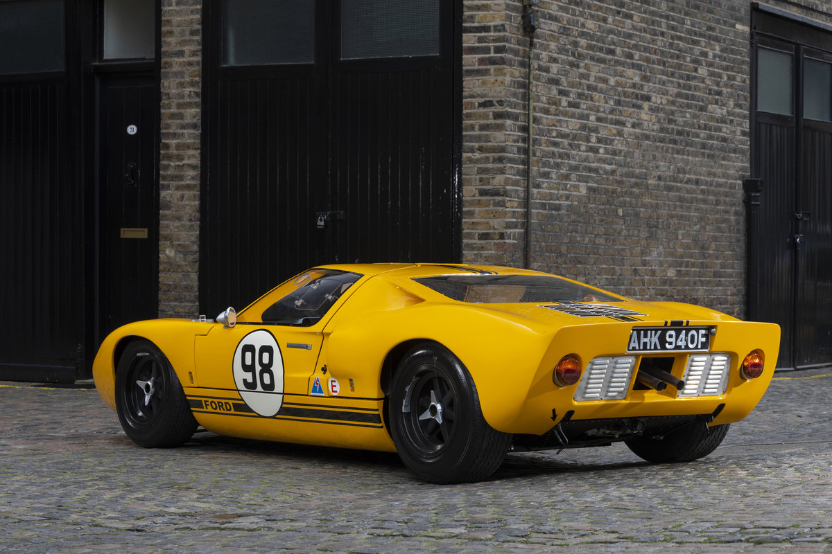1967 Ford GT40 For Sale (picture 7 of 12)