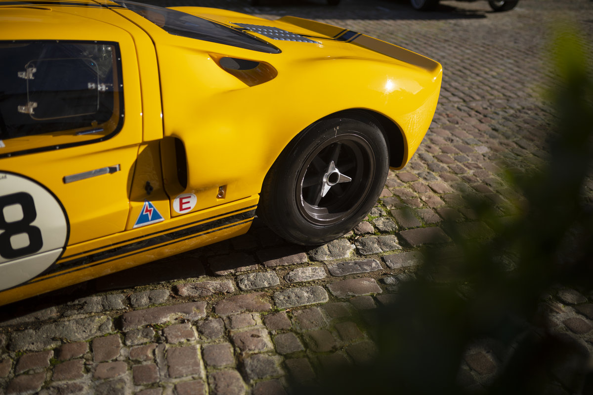 1967 Ford GT40 For Sale (picture 10 of 12)