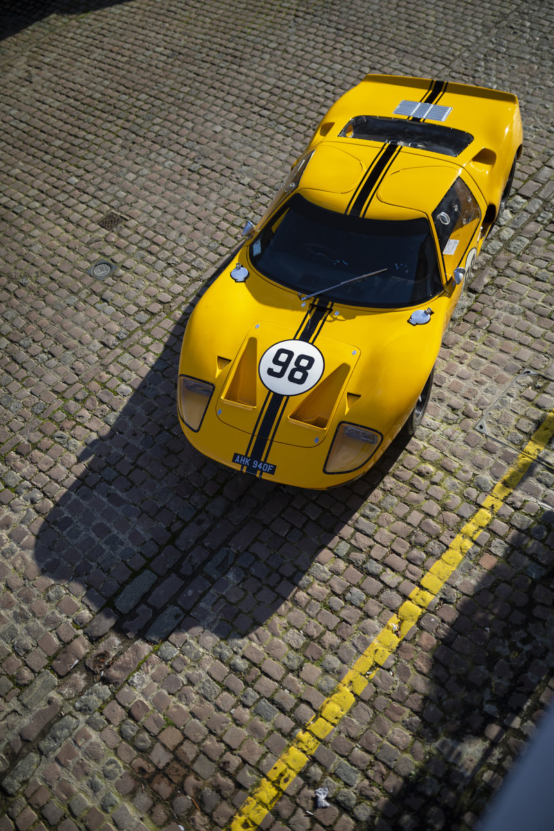 1967 Ford GT40 For Sale (picture 11 of 12)