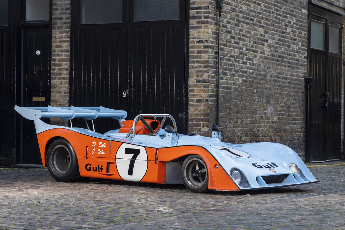1972 Gulf Mirage GR7 For Sale (picture 1 of 12)
