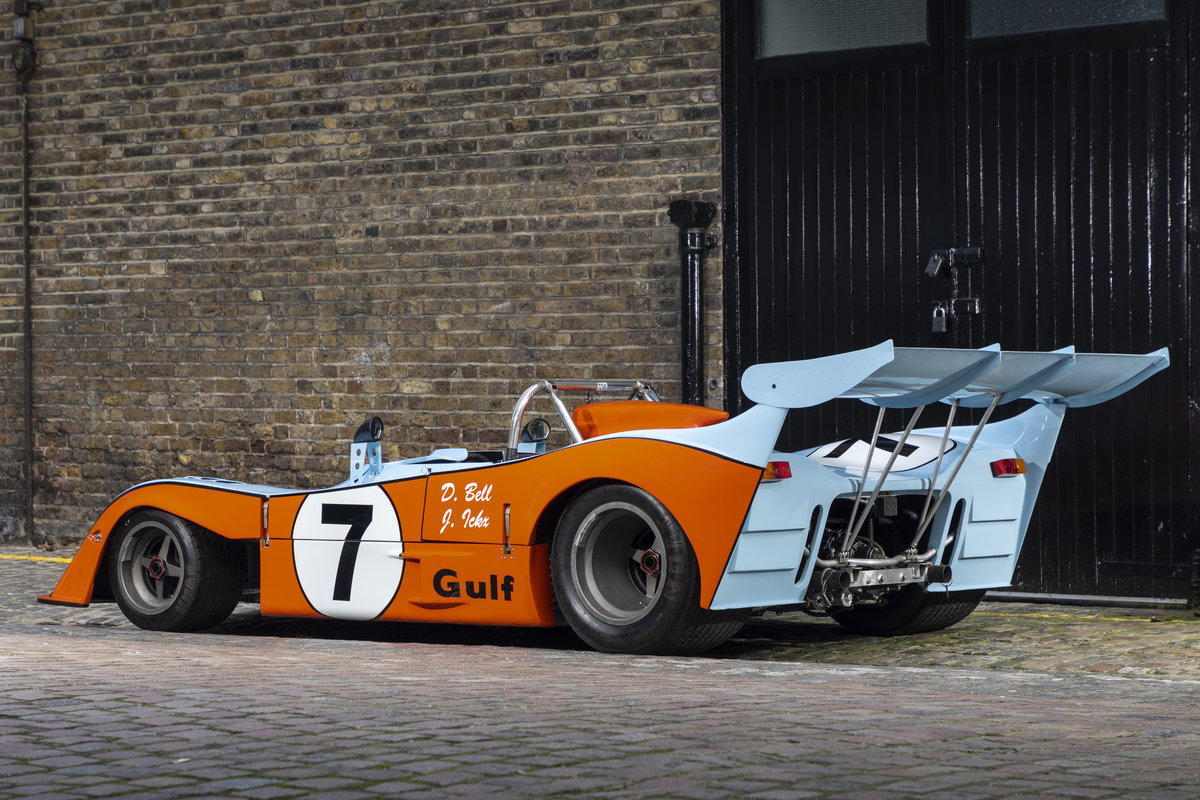 1972 Gulf Mirage GR7 For Sale (picture 4 of 12)