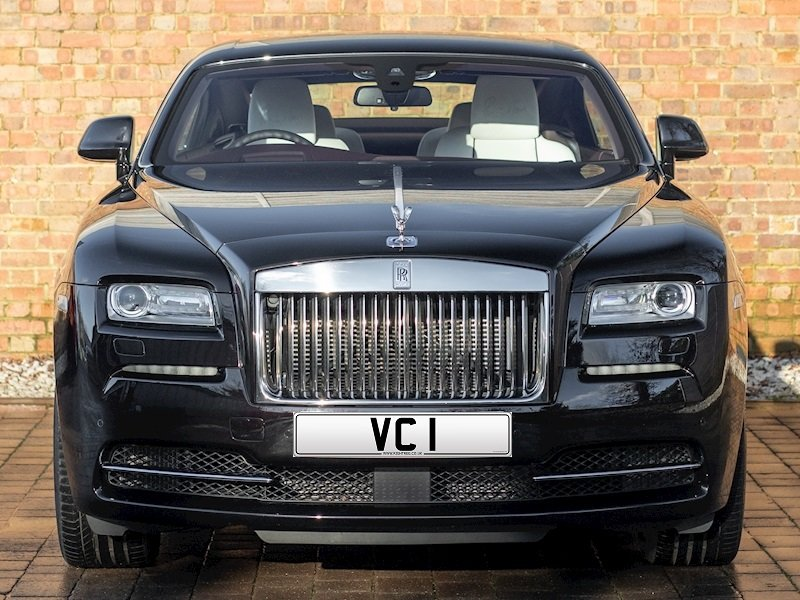 1906 Cherished Number Plate: VC 1 For Sale (picture 1 of 2)