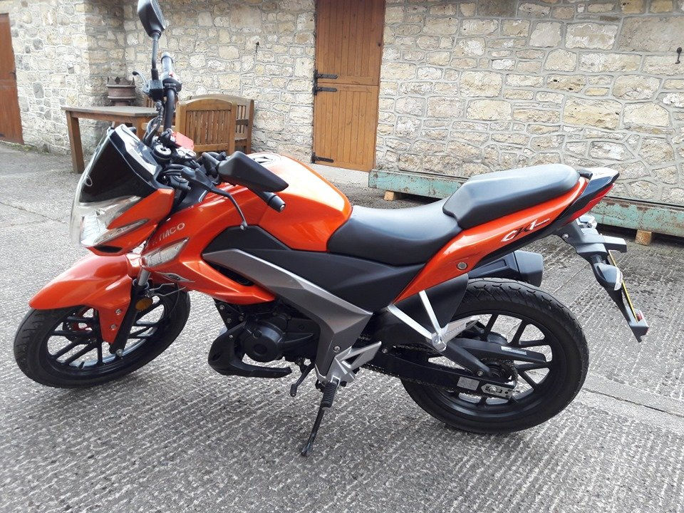 2016 125cc For Sale (picture 1 of 2)
