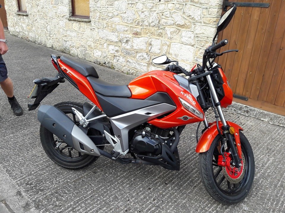 2016 125cc For Sale (picture 2 of 2)