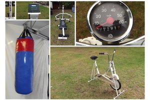 GYM EQUIPMENT for sale individual items or group - offers