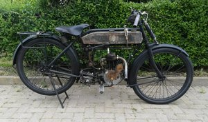 1918 Alcyon 2 1/2 Hp type L 250cc