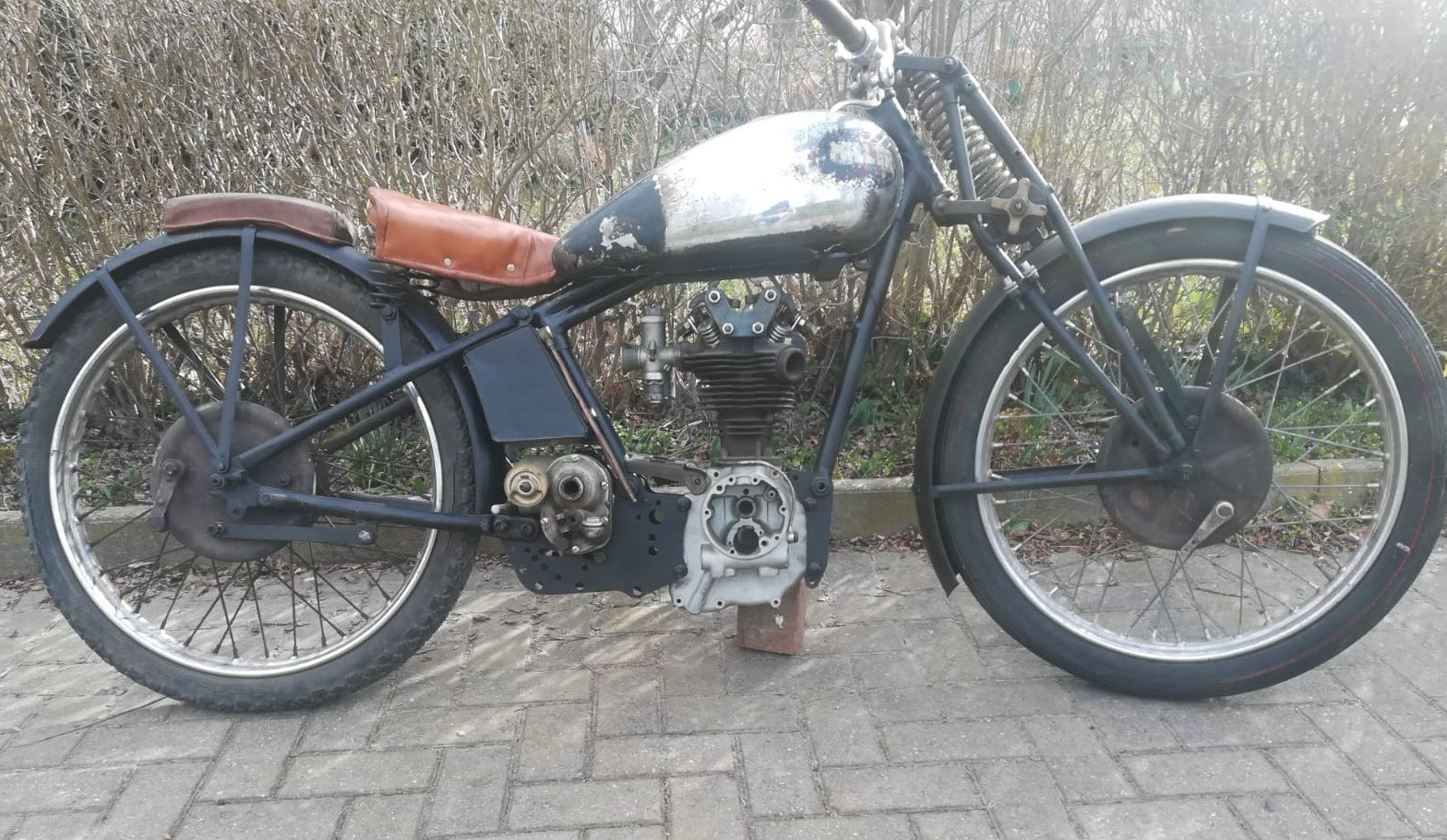 1933 Miller 250cc Corsa For Sale (picture 2 of 6)