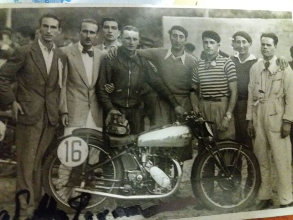 1933 Miller 250cc Corsa For Sale (picture 3 of 6)
