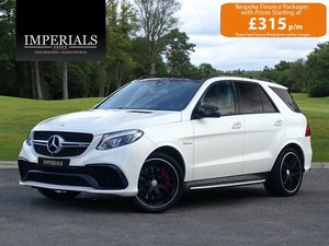 Mercedes-Benz  GLE 63 S AMG  4MATIC PREMIUM 7 SPEED AUTO  43