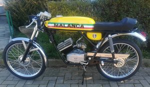 Picture of 1974 Malanca 50cc Sport Competizione SOLD