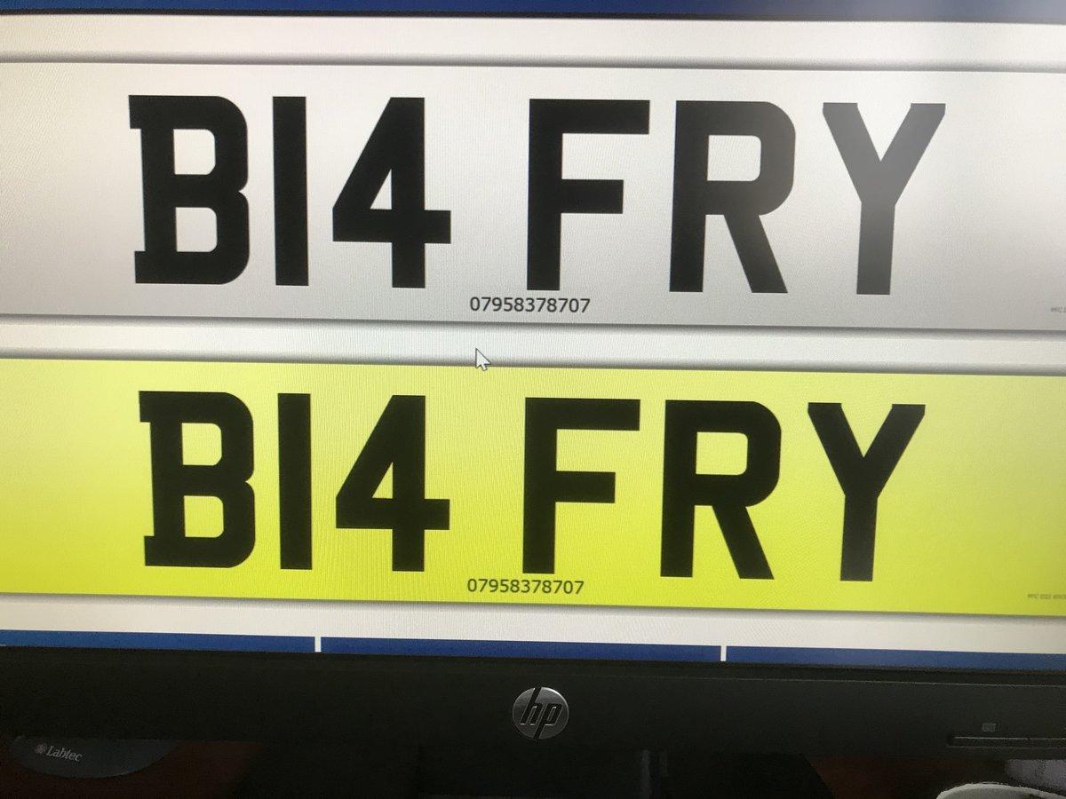 BIG FRY REGISTRATION ON RETENTION B14 FRY