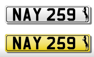 Picture of 1960 Registration Number   NAY 259 For Sale