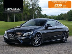 Mercedes-Benz  C43 AMG  4MATIC PREMIUM PLUS COUPE 9 SPEED AU